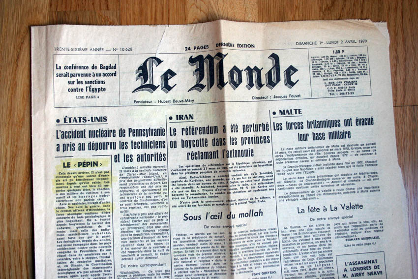 Infonucleaire sommaire - Le journal du 11 metres ...