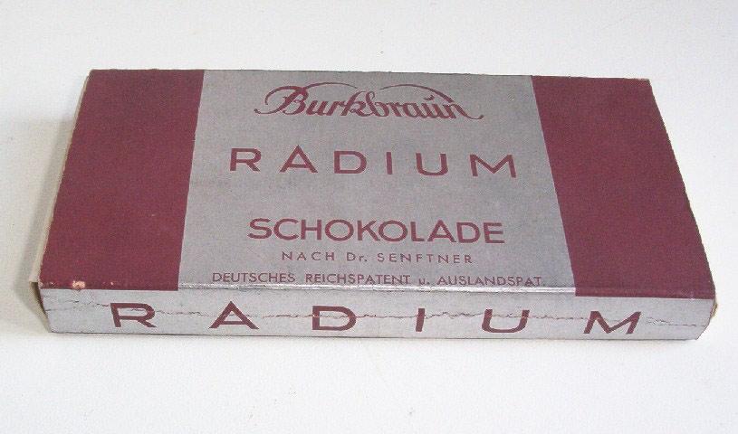 Le nucléaire radieux Chocolat_radium