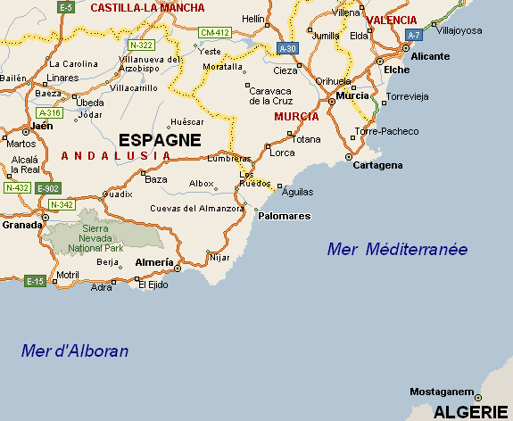 baeza espagne andalousie